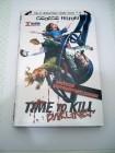 Giallo: Time to Kill, Darling (große Buchbox, OVP, selten)