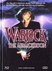 Warlock - The Armageddon   BD/DVD Mediabook NSM