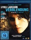 VERBLENDUNG Blu-ray - Stieg Laesson Trilogie Noomi Rapace