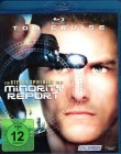 MINORITY REPORT Blu-ray - Tom Cruise Spielberg SciFi Action