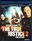 THE TRUE JUSTICE 2 COLLECTION 6x Blu-ray Box Steven Seagal