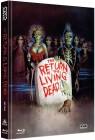 BR+DVD Return of the Living Dead (Remastered) - 3-Disc Media