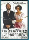 Ein ferpektes Verbrechen DVD Guillermo Toledo s. g. Zustand