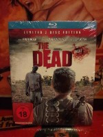 The Dead UNCUT - Limited 2-Disc Edition - Blu-ray NEU/OVP