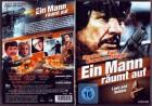 Ein Mann räumt auf  - Love and Bullets / DVD NEU OVP