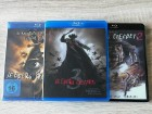 JEEPERS CREEPERS 1,2,3,- BLURAY - DEUTSCH - UNCUT