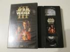 VHS RARITÄTKrieg der Sterne Star Wars III Die Rache der Sith