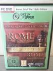 TOTAL WAR Rome Total War GOLD EDITION