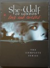 She-Wolf of London, The Complete Series, Ländercode 1