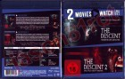 The Descent 1 & 2 / 2 Disc Blu Ray Box / NEU OVP uncut