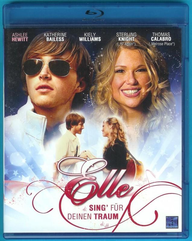 Elle - Sing´ für Deinen Traum Blu-ray Sterling Knight NEUW.