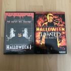 HALLOWEEN und HALLOWEEN Remake Directors Cut auf 2 DVDs