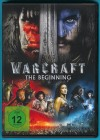 Warcraft - The Beginning DVD Travis Fimmel, Ben Foster NEUW