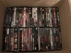 Filmsammlung mit über 100 Filmen auf DVD und Blu Ray
