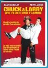 Chuck & Larry - Wie Feuer und Flamme DVD Kevin James NEUWERT