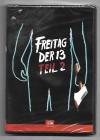 FREITAG DER 13. - Teil 2, Dvd