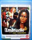 EMANUELLE AND THE LAST CANNIBALS UNCUT BLU-RAY LAURA GEMSER