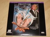 Phantasm II 2 - The Ball is Back LD Angus Scrimm Laserdisc