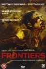FRONTIERS - UK IMPORT - UNCUT
