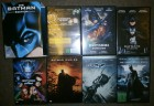 Die BATMAN Edition - alle 7 Kinofilme auf DVD mit Box - TOP