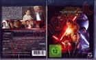 Star Wars - Das Erwachen der Macht / 2 Blu Ray OVP NEU uncut