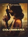COLOMBIANA Blu-ray - Zoe Saldana Luc Besson Produktion