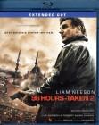 96 HOURS TAKEN 2 Blu-ray - Liam Neeson Action Thriller