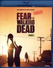 FEAR THE WALKING DEAD Staffel 1 - 2x Blu-ray Zombies TV