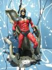MARVEL Captain Marvel 18 cm Figur mit Base