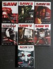 Saw 1-7 - Limited Collectors Edition - Unrated Mediabook