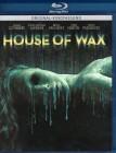 HOUSE OF WAX Blu-ray - uncut Kinofassung Horror Thriller