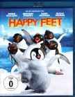 HAPPY FEET Blu-ray - Pinguine Animation Hit