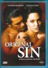 Original Sin DVD Antonio Banderas, Angelina Jolie NEUWERTIG