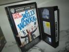 VHS - Willy Wonka - Gene Wilder - Warner Rarität