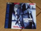 US NTSC Laserdisc: Maximum Risk (1996)