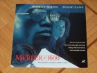 US NTSC Laserdisc: Murder at 1600 (1997)