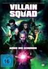 Villain Squad - Armee der Schurken DVD OVP