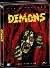 Demons 1 - wattiertes Mediabook - von XT Video - lim. auf 1