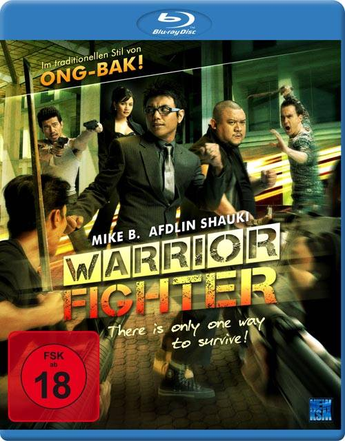 Warrior Fighter BR (4705255,NEU, ab 1 Euro)