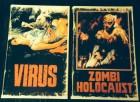 Virus & Zombi Holocaust 2x gr XT Hartboxen Leerbox