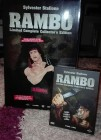 Rambo 1-4 Limited Complete Collectors Edition + Büste UNCUT