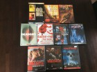 11 DVDs - alles uncut PUNISHER SLEEPLESS KILL BILL