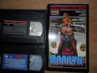 2 VHS-Filme -  Marilyn Part 2 und Sexworld Part 3 - VTO