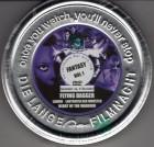 Die lange Filmnacht FANTASY 4x DVD Filmdose Metal-Box