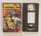 Godzilla & Co - Die Geschichte der Film Monster (Eurovideo)