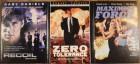 Maximum Force / Zero Tolerance / Recoil - Mediabook Sammlung