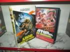 VHS - Ator - Herr des Feuers & Ator 2- Der Unbesiegbare