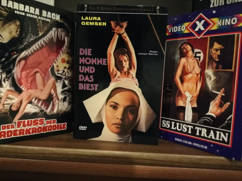 X-Rated 106 G.Hartbox Die Nonne und das Biest Laura gemse