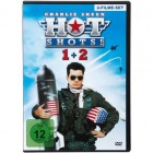 Hot Shots! Teil 1 + 2 (2 DVD Set) Charlie Sheen NEU & OVP