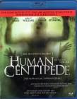 HUMAN CENTIPEDE Blu-ray- Tom Six SciFi Horror Tausendfüssler